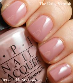Tickle My France-y -- OPI