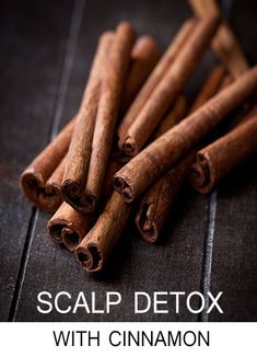 hair treatment using cinnamon