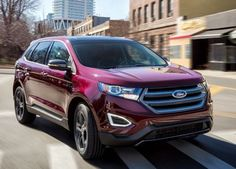 2018 Ford Edge gets new Appearance Package