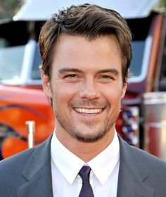 Josh Duhamel.. Marriage material.