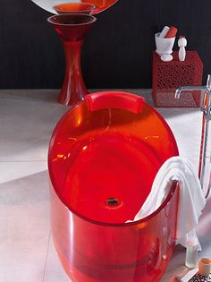 Acrylic Tub.