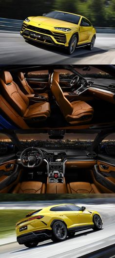 Lamborghini Urus Super Sport SUV