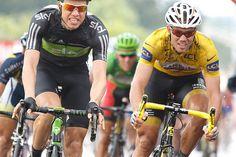 Thor Hushovd - Tour de France, stage 6 by Team Garmin-Sharp-Barracuda, via Flickr