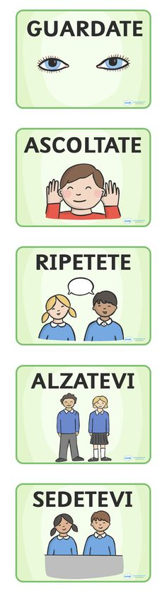 Twinkl Resources >> Italian Class Management Signs >> Classroom printables for Pre-School, Kindergarten, Primary School and beyond! Italian, language, flash cards, home schooling, activity