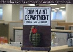 funny complaint jokes