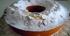 La cucina degli Angeli: Ciambellone al limone verdello di sicilia e uvetta al…