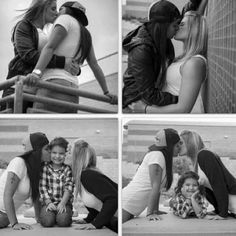 Image via We Heart It #family #gay #lesbian #love #sweet #loveislove #homoparental
