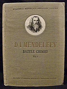 Bazele Chimiei - D. I. Mendeleev