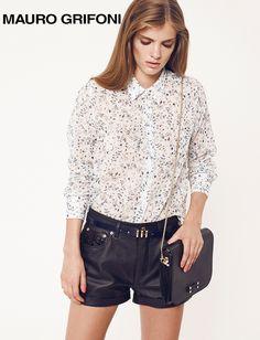 Mauro Grifoni Collezioni Primavera Estate 2014  #spring #summer #collection #style #fashion #men #ss2014 #shopping #moda #woman #maurogrifoni  http://bit.ly/R0Su8l