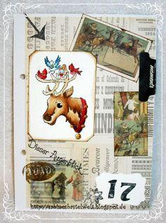 ♥Sabinesbastelwelt♥ December Daily, Christmas Calendar, December