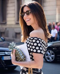 pinapple puse/clutch bag Hair long bob: 148 photos for you to fall in love with cut