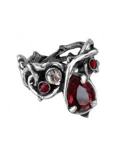 """""""Passion"""" Ring by Alchemy of England"""