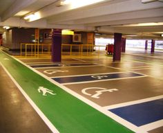 Car Park Layout Guidance