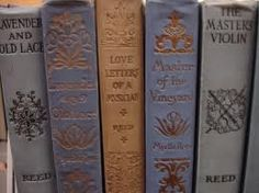 Myrtle Reed: She died over a hundred years ago, yet her sweet stories are woven with quiet, timely wisdom on women's lives and love.  Reading Lavender and Old Lace - her works are available at Project Gutenberg.