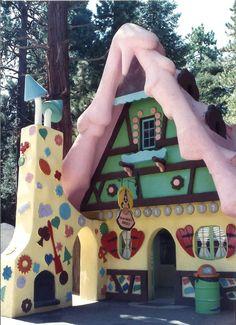 Santa's Village, Gingerbread, Bird, Outdoor Decor, Home Decor, Decoration Home, Room Decor, Ginger Beard, Birds