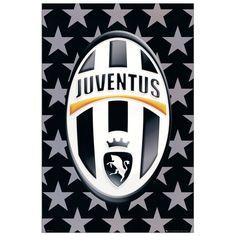 JUVENTUS - Logo 61x91 cm #artprints #interior #design #sports #print  Scopri Descrizione e Prezzo http://www.artopweb.com/EC20353