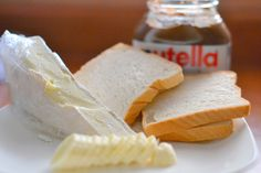 Brie and Nutella Grilled Cheese | Her morning elegance