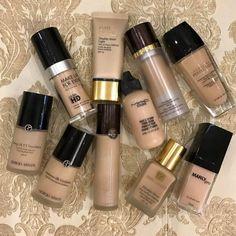 Makeup Tutorials & Makeup Tips : Liquid Makeup Foundation Face Makeup Kit, Eyebrow Makeup, Diy Makeup, Makeup Tips, Makeup Ideas, Beauty Makeup, Makeup Eyebrows, Makeup Goals, Makeup Inspo