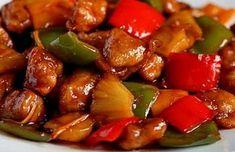 Mäso na thajský spôsob