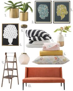 Favorites from Schoolhouse Electric, Fall 2014 (via: makingitlovely.com)