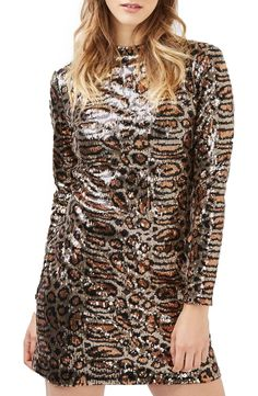 030bc8cbf7 Topshop Jewel Bodycon Dress By Dress Up in Natural