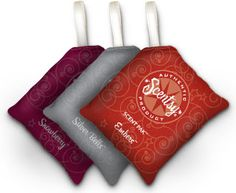"""Scent Paks"" ~ while these are designed to bring fragrant life to your Scenty Buddy, they are also perfect for use in drawers, closets, gym bags, or anywhere you would like a touch of Scentsy. Currently available in 44 fragrances. Scent Paks ~ $7 each. Purchase at www.bonniebuckhalt.scentsy​.us"