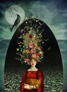 the ballad of two moons ~ Marta Orlowska