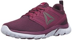 Reebok Women's Zstrike SE Running Shoe, Rebel Berry/Mystic Maroon/Coal/Silver Metallic/White, 8.5 M US ** Check out the image by visiting the link.