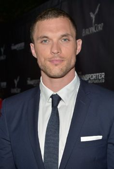 Ed Skrein at event of The Transporter Refueled (2015)