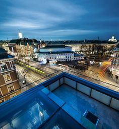 hotel website Klaus K Hotels inspirations stems from Finnish national epic called Kalevala. You can see the influence through out service and experience. Klaus K Hotel Helsinki, Hotel Website, Design Hotel, One Design, Finland, Stems, Mansions, House Styles, Places