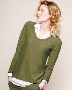 Easy Modern Cashmere Sweater