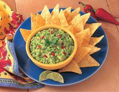 Guacamole: Doritos