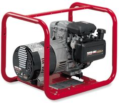 A bare bones Cheap Generator that could potentially operate without hassle. Or, it could be a nightmare!