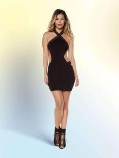 f5b2fb204c42 41 Best Sexy Clubwear images | Club dresses, Curve mini dresses, Hot ...