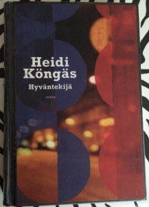 Heidi Köngäs Hyväntekijä