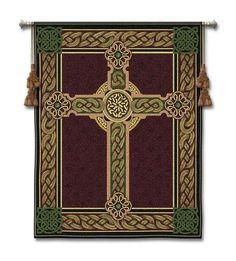 Celtic Cross on Amazon - Tapestry?