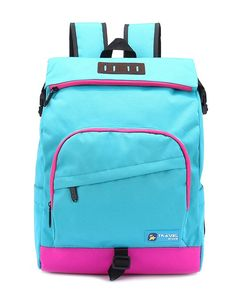 068f376b003 Keshi Canvas Cool Backpack Bag, Fashion Cute Lightweight Backpacks for Teen  Young Girls Sky Blue  Amazon.ca  Shoes   Handbags