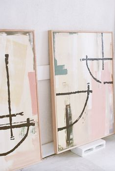 The Studio Edit — Ashleigh Holmes Art Diy Wall Art, Diy Art, Crafts With Pictures, Galaxy Art, Art Abstrait, Art Techniques, Art Blog, Painting Inspiration, Home Art