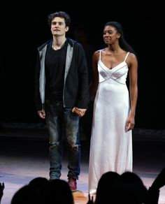 The latest Broadway production of Romeo and Juliet opens tonight at the Richard Rodgers Theatre. Best wishes to Orlando Bloom who wears Denim & Supply Ralph Lauren's Smyer jean throughout the play