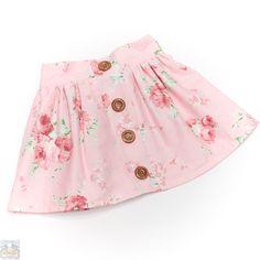 Sophia Flat front skirt