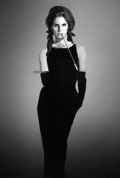 Face: Lana Del Rey | Body: Audrey Hepburn #LDR #edit