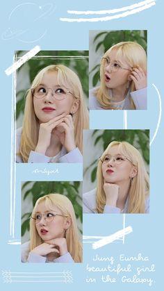 Jung Eun Bi, G Friend, Galaxy Wallpaper, Mamamoo, Beautiful Dolls, Kpop Girls, Cool Girl, China, Muji