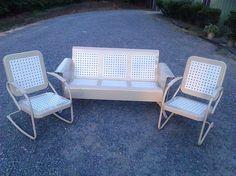 Patio Glider Stühle Metall U2013 Diese Ehrfürchtige Foto Sammlungen über Patio  Glider Stühle Metall Zugänglich Ist, Herunterladen. Wir Erhalten Diese  Easylovely