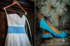 Bee & Thistle Inn Wedding by Jennifer Bach Photography