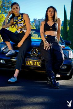 Krewella Featured In New Playboy Photoshoot | Your EDM