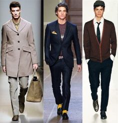 Men's Casual Style fashion runway