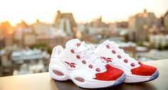 Head over to nicekicks.com to view more involving the release of the Reebok Question Low.