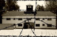 Dachau concentration Camp, Dachau, Germany. This was a very hard place to take in, but worth being there and honoring all who died there and at all camps during that truly heartbreaking time of history.