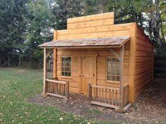 garden shed kids playhouse western cabin pinterest patio garden furniture edmonton kijiji