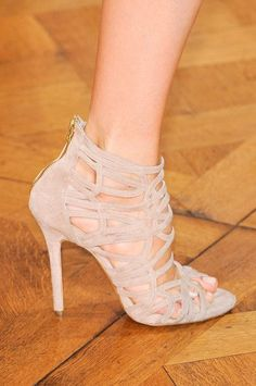 Zuhair Murad Fall 2013 - Details ladies shoes